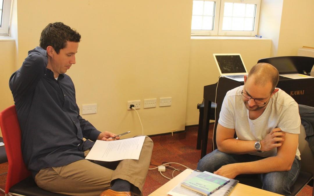 Academy of Spiritual Leadership: Darren's Story