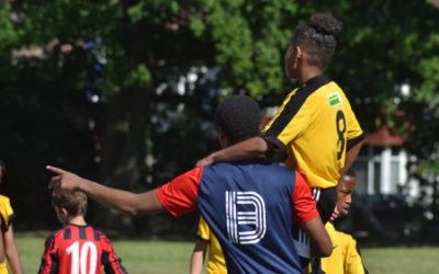 Kick London: Lives changed through sport